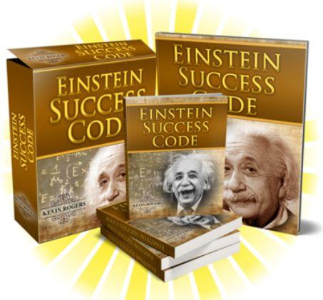 Einstein Success Code book cover