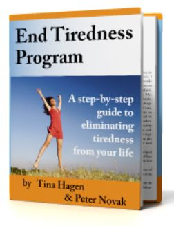 End Tiredness Program book cover