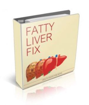 Fatty Liver Fix ebook cover