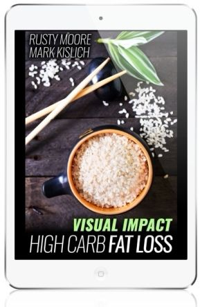 High Carb Fat Loss book cover