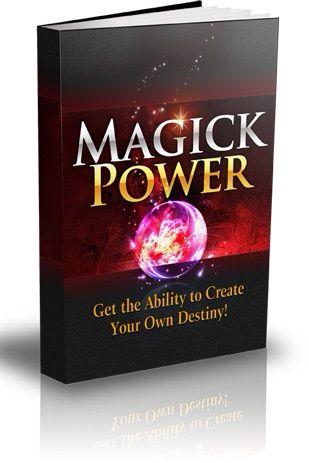 Magick Power book cover