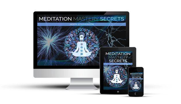 Meditation Mastery Secrets book cover