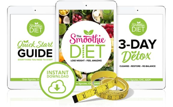 the Smoothie Diet ebook cover