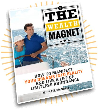 The Wealth Magnet System ebook cover