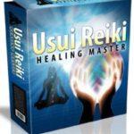 Usui Reiki Healing Master book cover