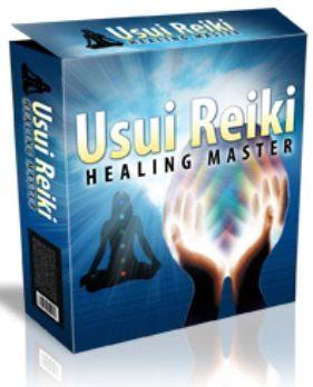 Usui Reiki Healing Master e-cover