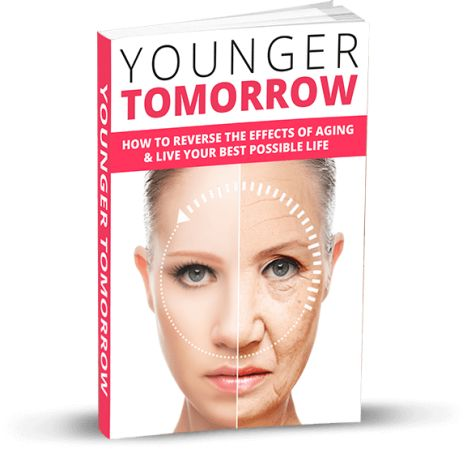 Younger Tomorrow book cover