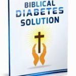 Biblical Diabetes Solution book cover