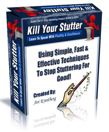 Kill Your Stutter book cover