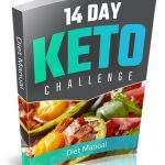 14 Day Keto Challenge book cover