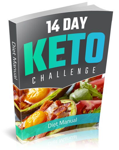 14 Day Keto Challenge e-cover