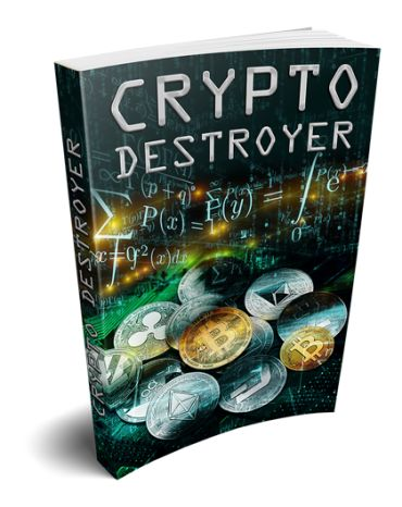 Crypto Destroyer book cover