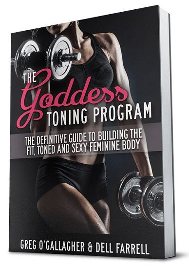 Goddess Toning book cover