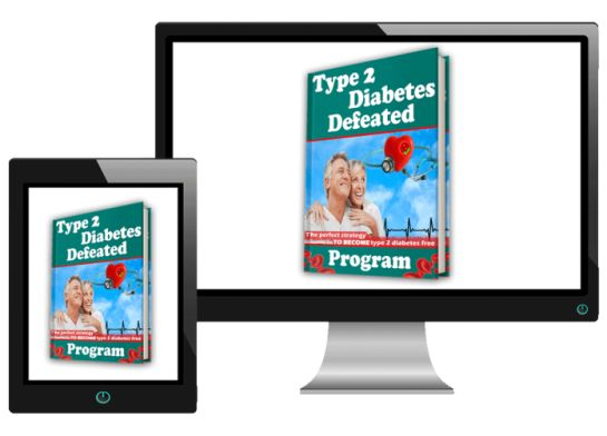 Type 2 Diabetes Defeated book cover