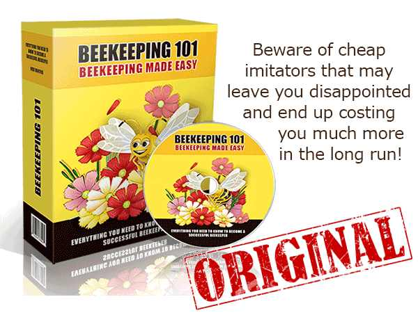 Beekeeping 101 book cover