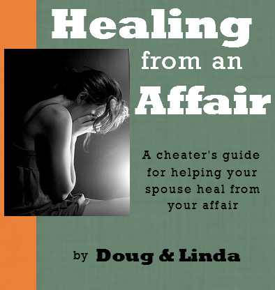 Healing from an Affair book cover