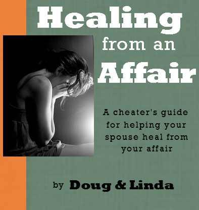 Healing from an Affair e-cover