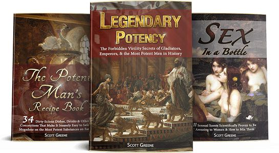 Legendary Potency e-cover