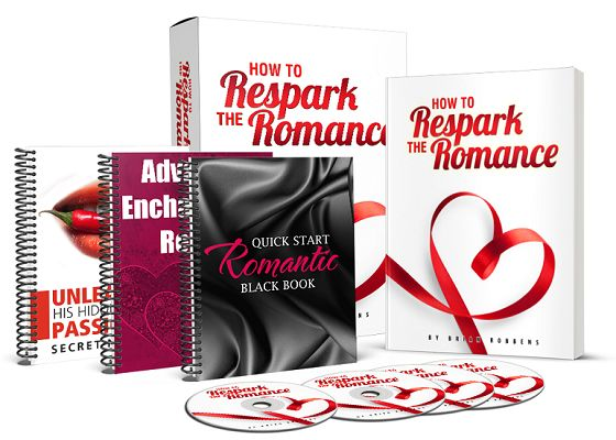 Respark The Romance book cover