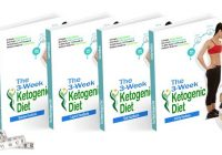 3-Week Ketogenic Diet book cover