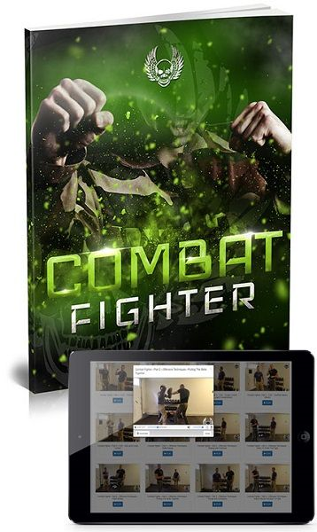 Combat Fighter book cover