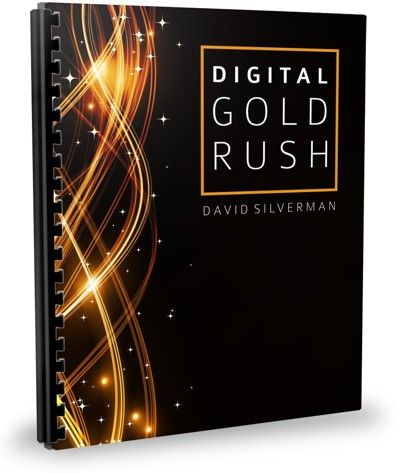 Digital Gold Rush book cover