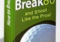 How To Break 80 book e-cover
