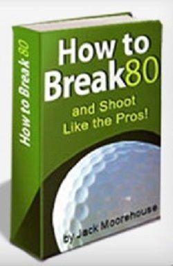 How To Break 80 e-cover