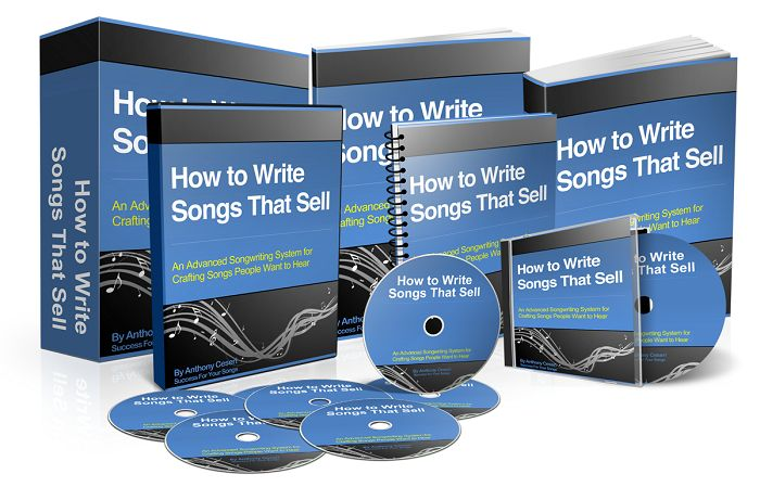 How to Write Songs That Sell e-cover
