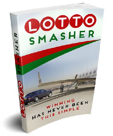 Lottery Smasher book cover