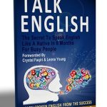 Talk English book cover