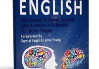 Talk English book cover