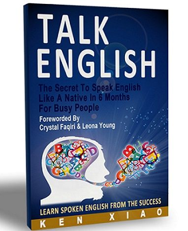 Talk English e-cover