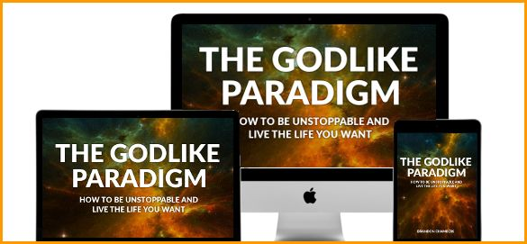 The Godlike Paradigm ebook cover