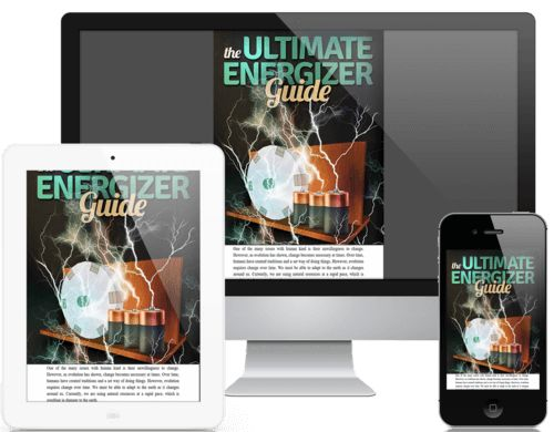 Ultimate Energizer ebook cover