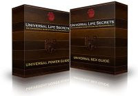 Universal Life Secrets book cover