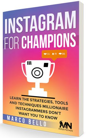 Instagram For Champions book cover