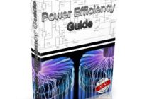 The Power Efficiency Guide e-cover