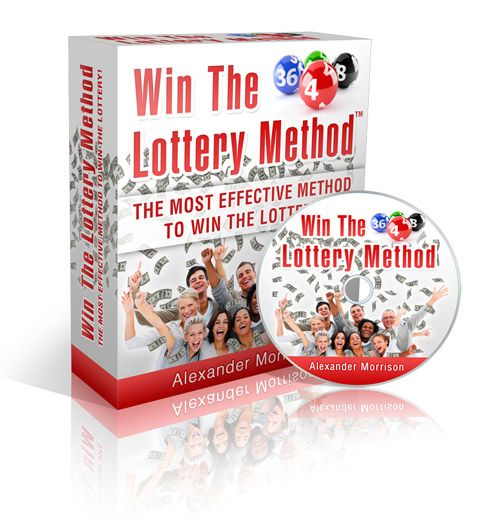 Win The Lottery Method e-cover