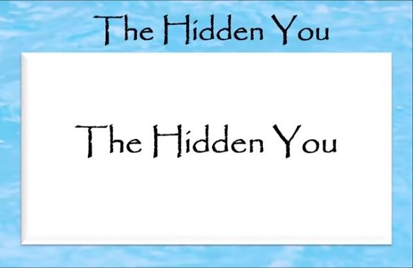 The Hidden You book cover