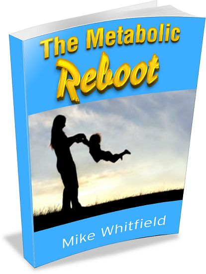 Metabolic Reboot e-cover