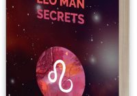 Leo Man Secrets book cover