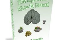 The Hypertufa How-To Manual ebook cover