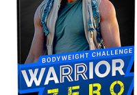 Warrior Zero Bodyweight Challenge book cover