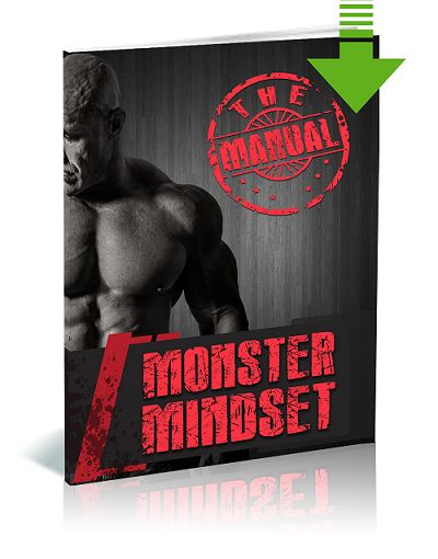 Monster Mindset ebook cover