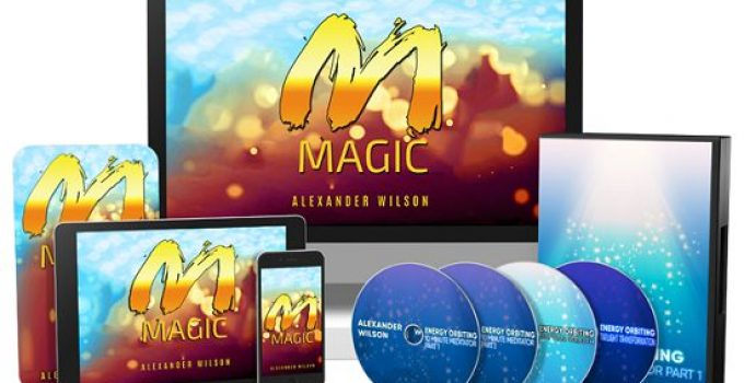 Manifestation Magic e-cover