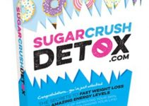 Sugar Crush Detox e-cover