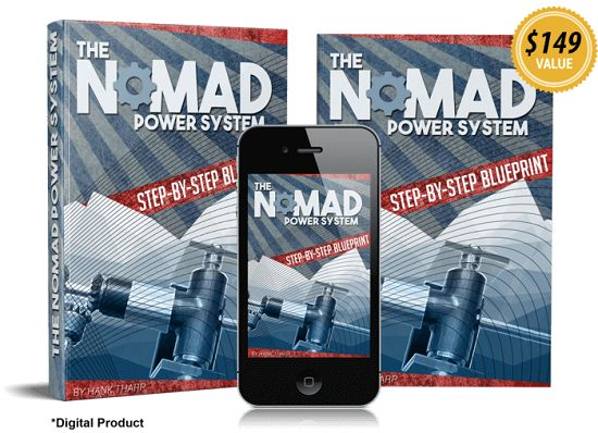 the Nomad Power system ebook cover