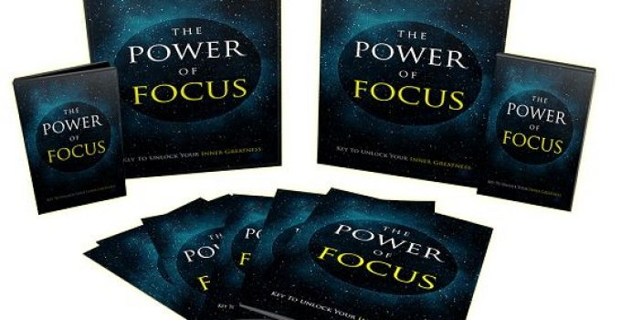 Power of Focus e-cover