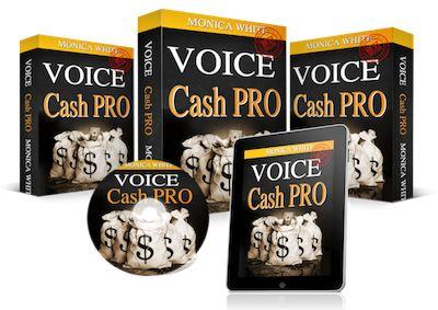 Voice Cash Pro ebook cover